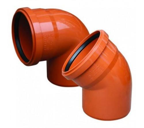 Отводы канализационные