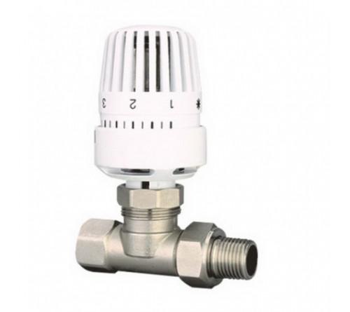 Термоклапан с термоголовкой