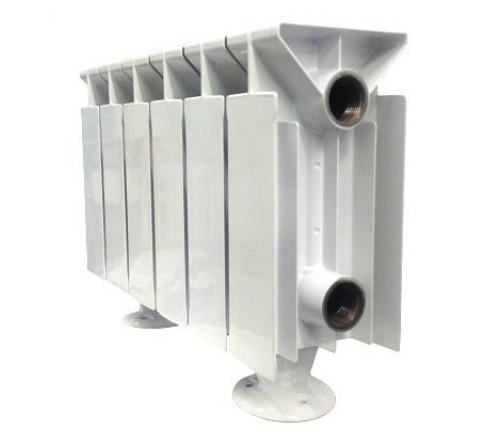 Низкие радиаторы RADENA Bimetall CS 150