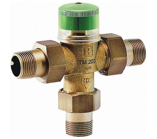 Терморегулирующий смесительный клапан TM200
