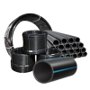 R--TB ПНД труба питьевая напорная 20х2,0 SDR11 (ПЭ100;16 атм) 50 м